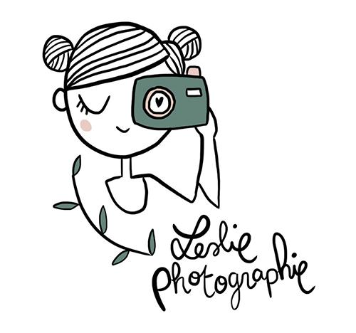 leslie-photographie logo